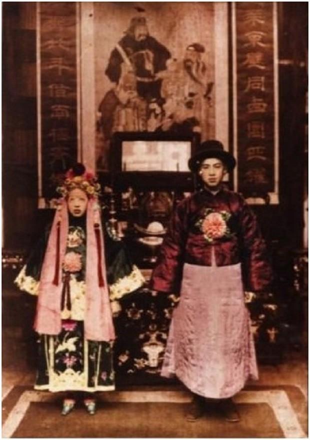 Minh hôn: kết duyên cùng người chết, một tập tục lạnh người của Trung Quốc - Ảnh 1.