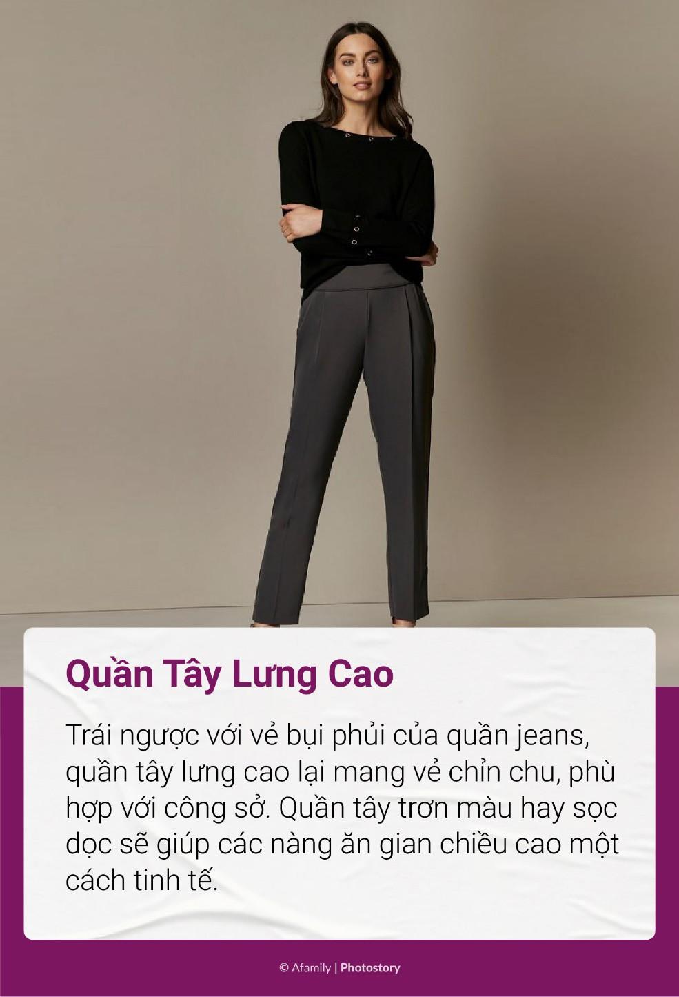 10 món đồ nên có trong tủ áo quần cho phái đẹp luôn sành điệu tự tin - Ảnh 5.