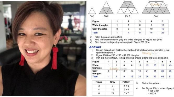 2 bài toán tiểu học quá khó, mẹ Singapore viết thư cầu cứu Bộ trưởng - Ảnh 1.