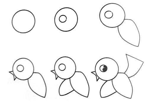 Hotmom Thủy Anh dạy con vẽ 10 loại động vật đơn giản, cha mẹ nào cũng có thể học theo! - Ảnh 12.