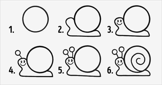 Hotmom Thủy Anh dạy con vẽ 10 loại động vật đơn giản, cha mẹ nào cũng có thể học theo! - Ảnh 13.