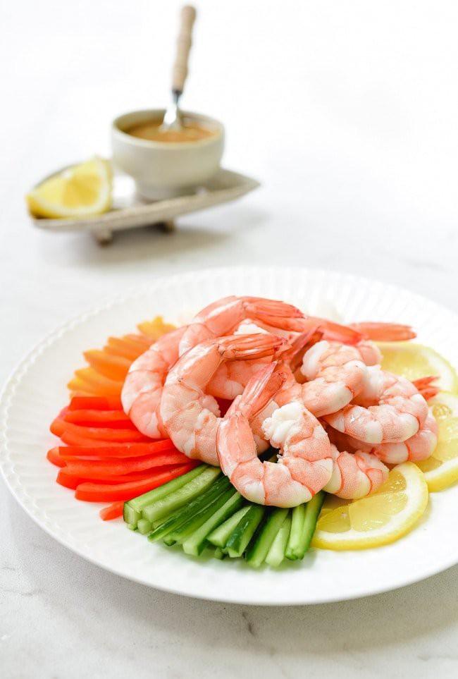 Muốn giảm cân, bạn đừng bỏ qua món salad tôm ngon tuyệt này nhé! - Ảnh 5.