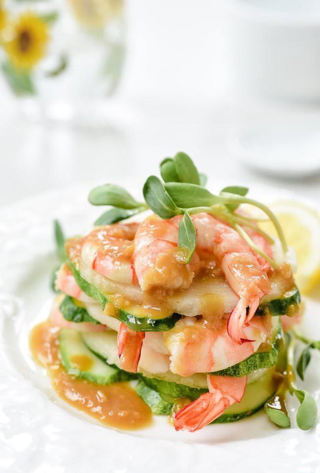 Muốn giảm cân, bạn đừng bỏ qua món salad tôm ngon tuyệt này nhé! - Ảnh 6.