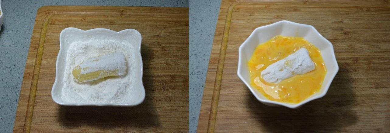 Bánh chuối chiên mới toanh giòn rụm thử là thích ngay - Ảnh 2.