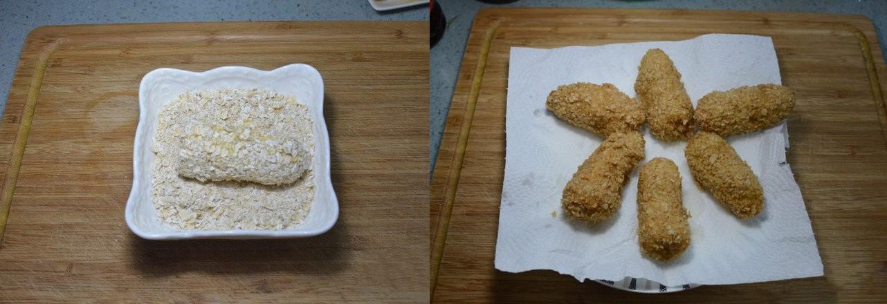 Bánh chuối chiên mới toanh giòn rụm thử là thích ngay - Ảnh 3.