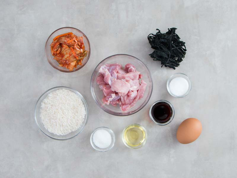 Học người Hàn cách nấu cháo thịt thơm ngon, ai thử cũng thích! - Ảnh 1.