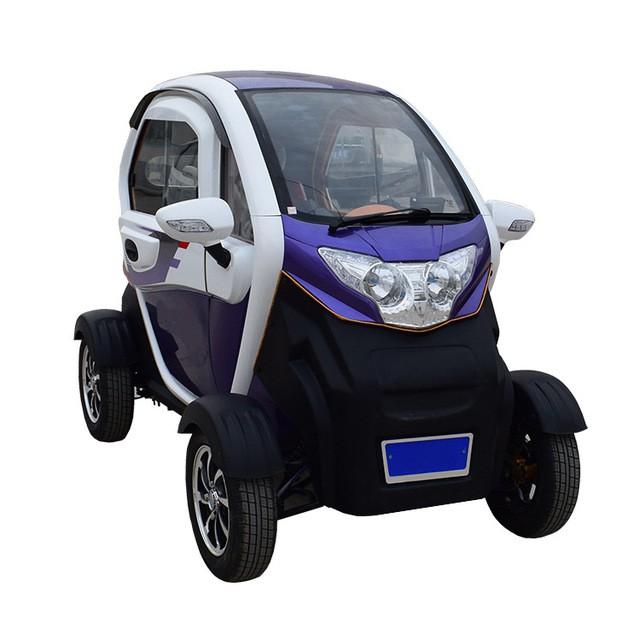 Chiêm ngưỡng 3 mẫu xe ô tô điện mini siêu hot trong thời điểm này, cái đắt nhất cũng chỉ có giá 100 triệu đồng - Ảnh 9.