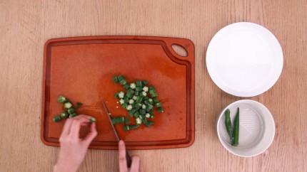 Bữa trưa có salad đậu phụ, ăn no bao nhiêu cũng chẳng sợ mập - Ảnh 3.