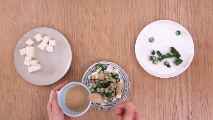 Bữa trưa có salad đậu phụ, ăn no bao nhiêu cũng chẳng sợ mập - Ảnh 4.