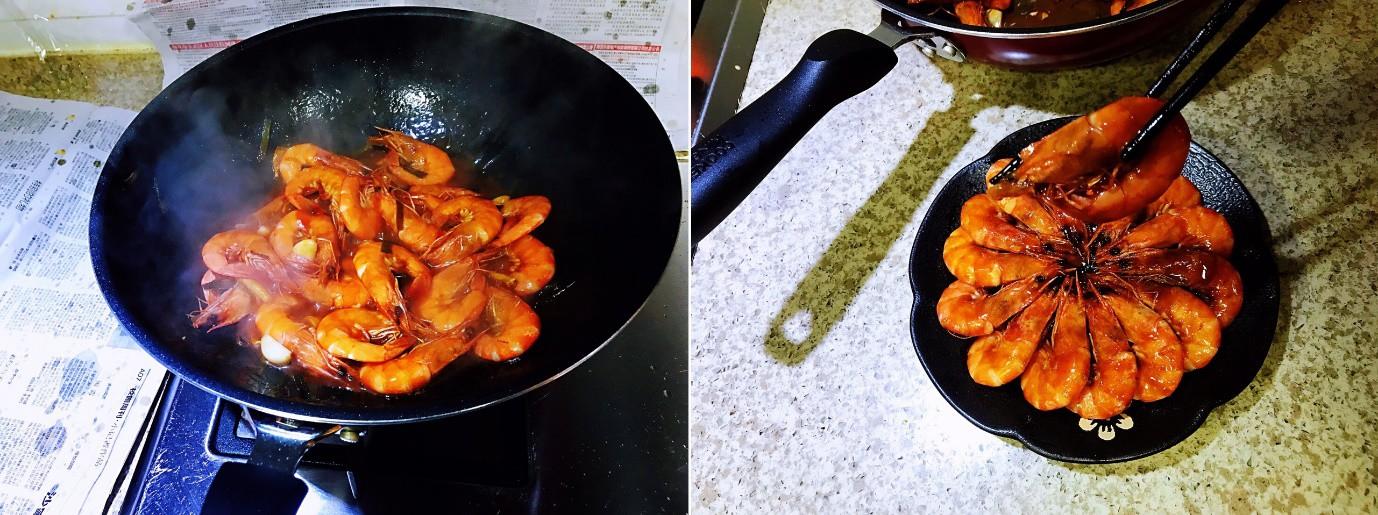 Con gái tôi thích nhất là món tôm xốt cà chua mẹ làm, và đây là công thức - Ảnh 5.