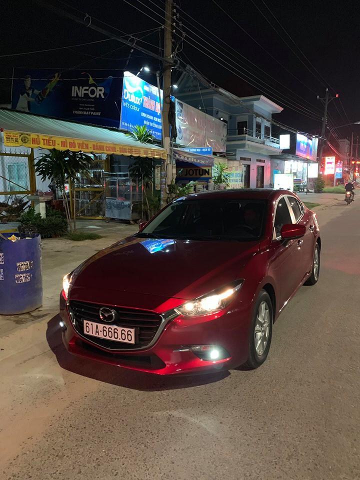 Chiếc xe Mazda 3 BKS 61A- 666.66 đã bán với giá 2 tỉ đồng? - Ảnh 1.