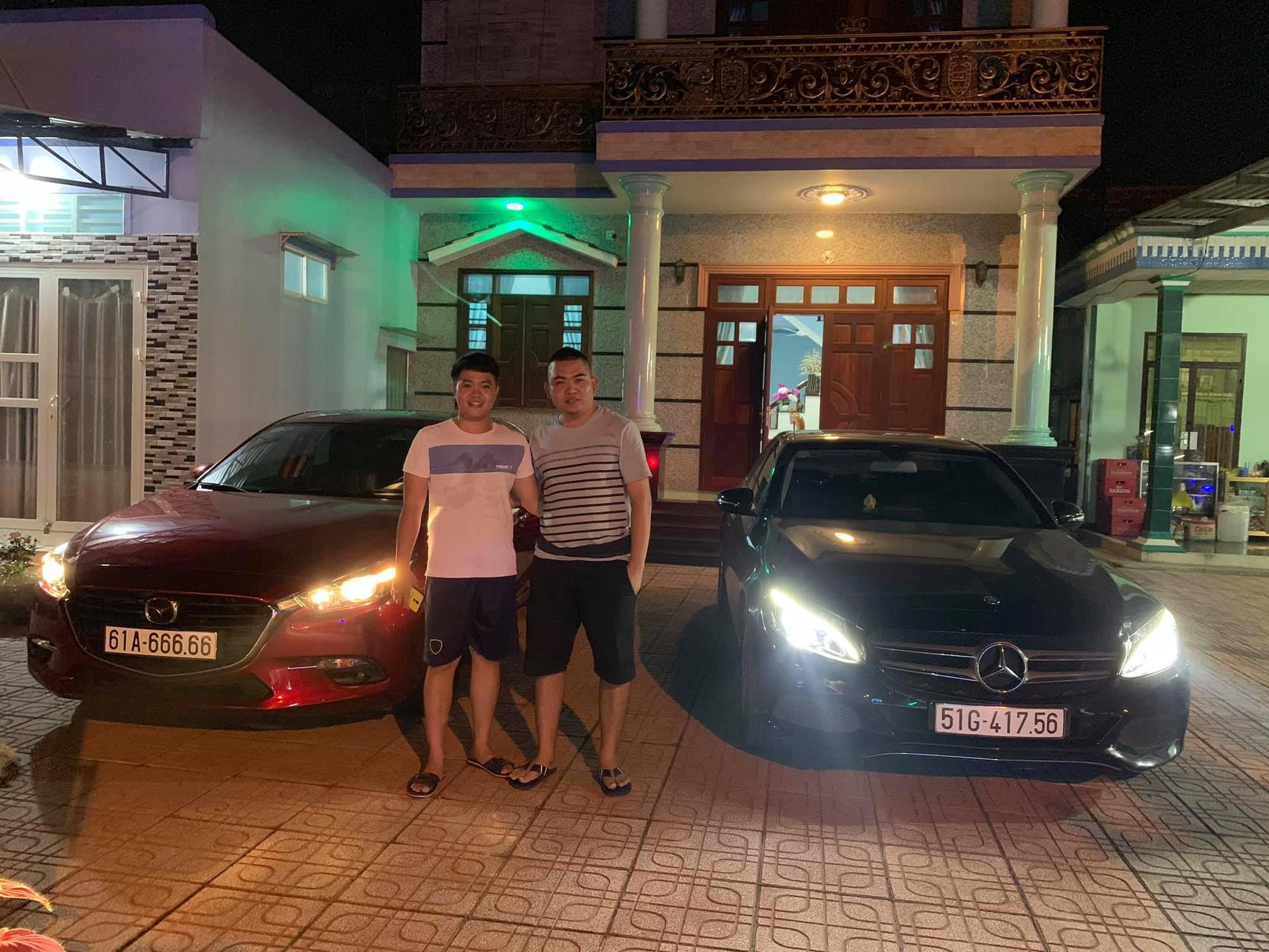 Chiếc xe Mazda 3 BKS 61A- 666.66 đã bán với giá 2 tỉ đồng? - Ảnh 2.