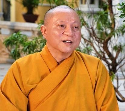 Sư Thích Thanh Toàn nói có thể lấy vợ, ăn chơi thoải mái: 'Chỉ có người không bình thường mới phát ngôn như vậy' - Ảnh 1.