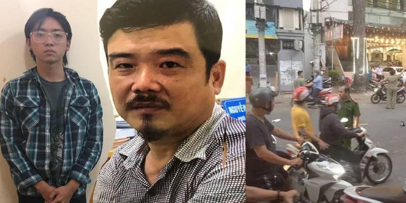 Thông tin sốc về người đàn ông bán nước sâm bị chặt đứt lìa tay trên đường Cao Thắng - Ảnh 1.