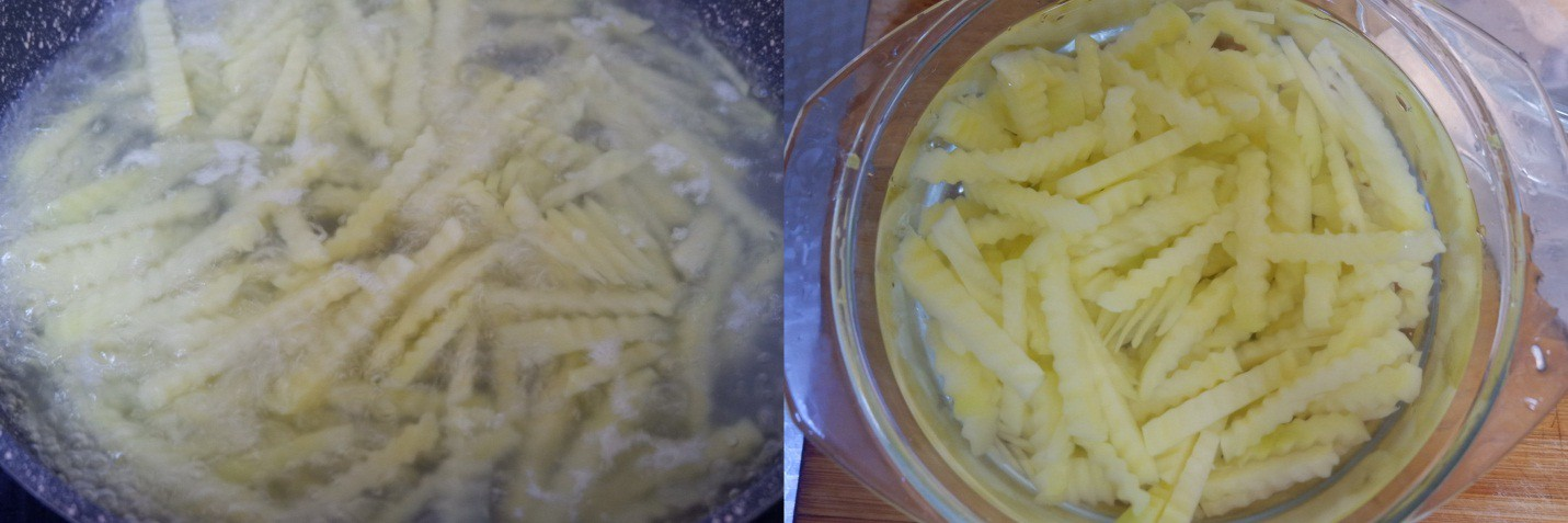 Khoai tây trộn làm nhanh mà ngon lạ - Ảnh 1.