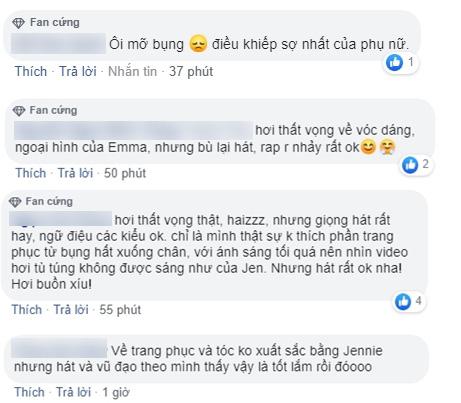 """Hóa thân làm Jennie (BLACKPINK), tiết mục của Emma Nhất Khanh sẽ rất trọn vẹn nếu không để lộ chiếc bụng mỡ """"siêu to khổng lồ"""" - Ảnh 7."""