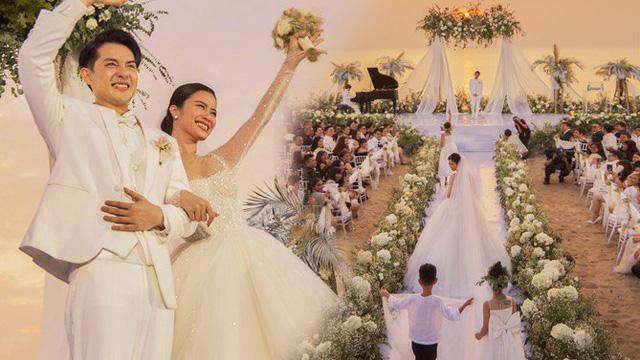 Nghi vấn Đông Nhi mang thai qua chia sẻ của Ông Cao Thắng trong hôn lễ? - Ảnh 5.