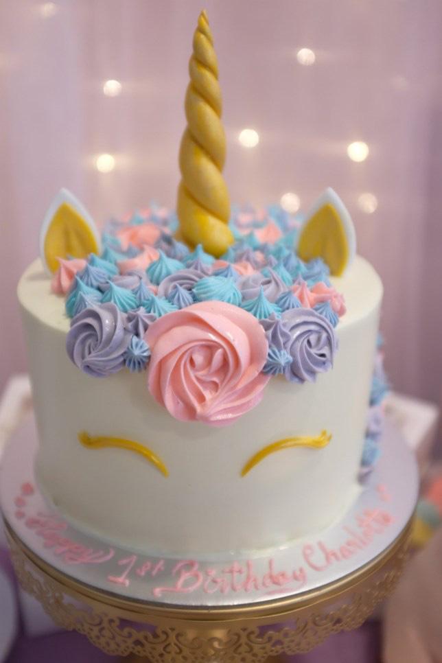 Đặt tiệc sinh nhật hơn 8 triệu cùng chiếc bánh kì lân cho con gái, mẹ xấu hổ khi nhận về thành phẩm thảm họa có hình thù nhạy cảm - Ảnh 1.