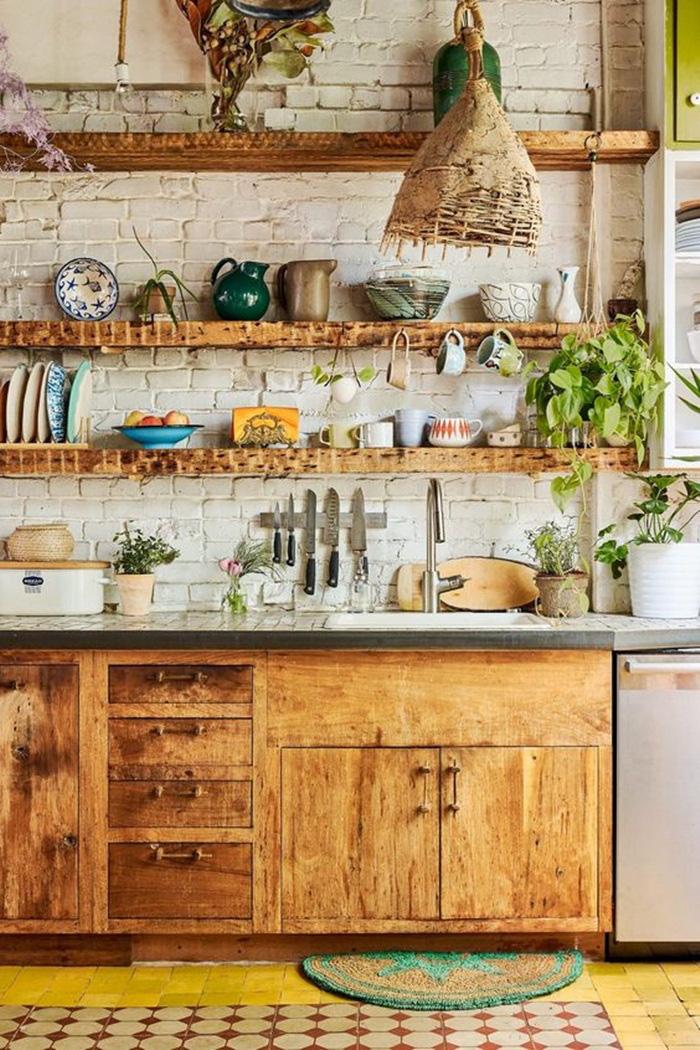 10 ý tưởng thiết kế kệ siêu xinh cho nhà bếp đón năm mới - Ảnh 5.