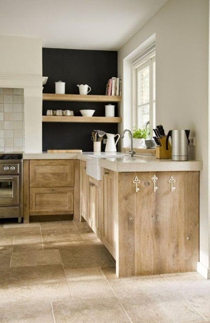 10 ý tưởng thiết kế kệ siêu xinh cho nhà bếp đón năm mới - Ảnh 6.