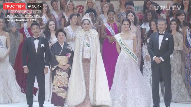 Chung kết Miss International 2019: Thái Lan đăng quang ngôi Hậu, Tường San dừng chân ở Top 8 - Ảnh 2.