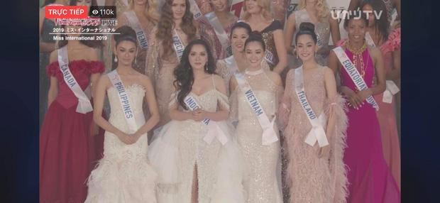 Chung kết Miss International 2019: Thái Lan đăng quang ngôi Hậu, Tường San dừng chân ở Top 8 - Ảnh 3.