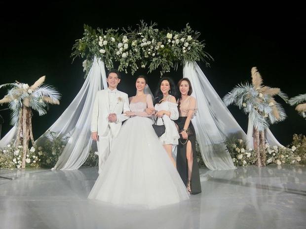 Ai cũng thắc mắc không thấy em gái Ông Cao Thắng xuất hiện trong đám cưới và đây là câu trả lời - Ảnh 2.