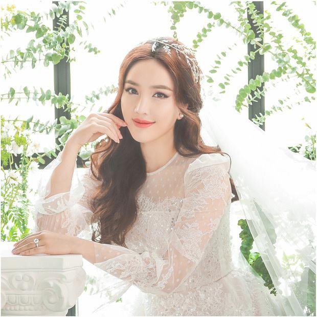 Ngay sau đám cưới Đông Nhi, Bảo Thy cũng khoe 3 mẫu váy cưới đẹp mê hồn, chuẩn bị lên xe hoa với chồng đại gia - Ảnh 5.