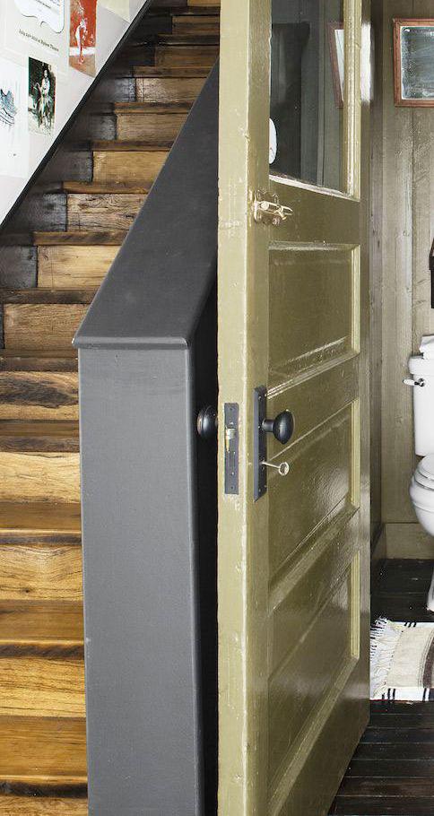 16 cách thông minh để tạo phong cách riêng cho không gian gầm cầu thang, chỉ nhìn thôi bạn đã chết mê - Ảnh 14.