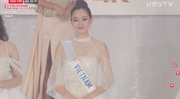 Chung kết Miss International 2019: Tường San lọt Top 8, vương miện đang đến gần - Ảnh 2.