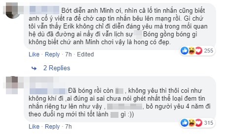 """Đăng bài tố Erik lợi dụng tình cảm rồi """"quay gót"""", Sơn Ngọc Minh lại bị netizen chỉ trích """"dùng chiêu trò marketing cho bản thân"""" - Ảnh 6."""