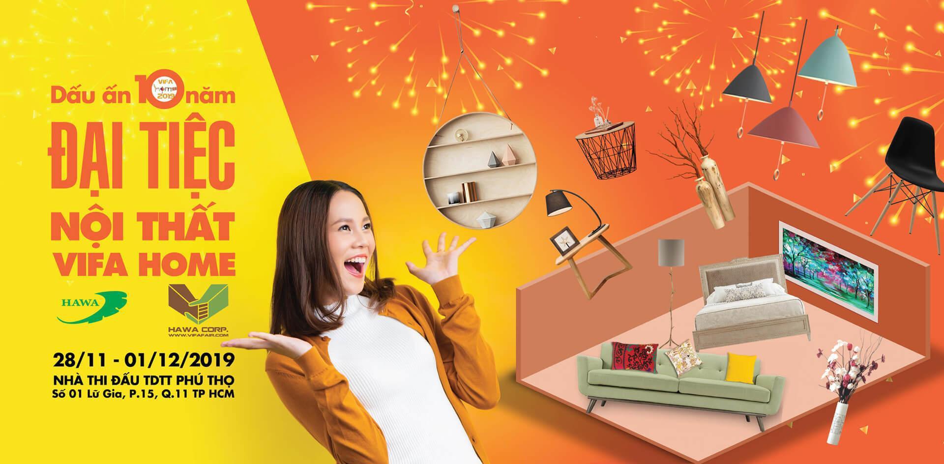 """VIFA Home: Đại tiệc nội thất """"thịnh soạn"""" cho người tiêu dùng thông minh - Ảnh 1."""