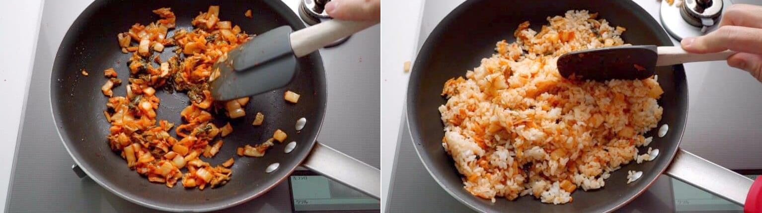 """Mùa đông thì phải học ngay người Hàn làm món cơm chiên """"chuẩn chỉnh"""" này - Ảnh 3."""