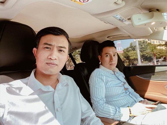 Hậu lùm xùm ly hôn Hương Trần, Việt Anh dính tin đồn có tình mới - Ảnh 2.