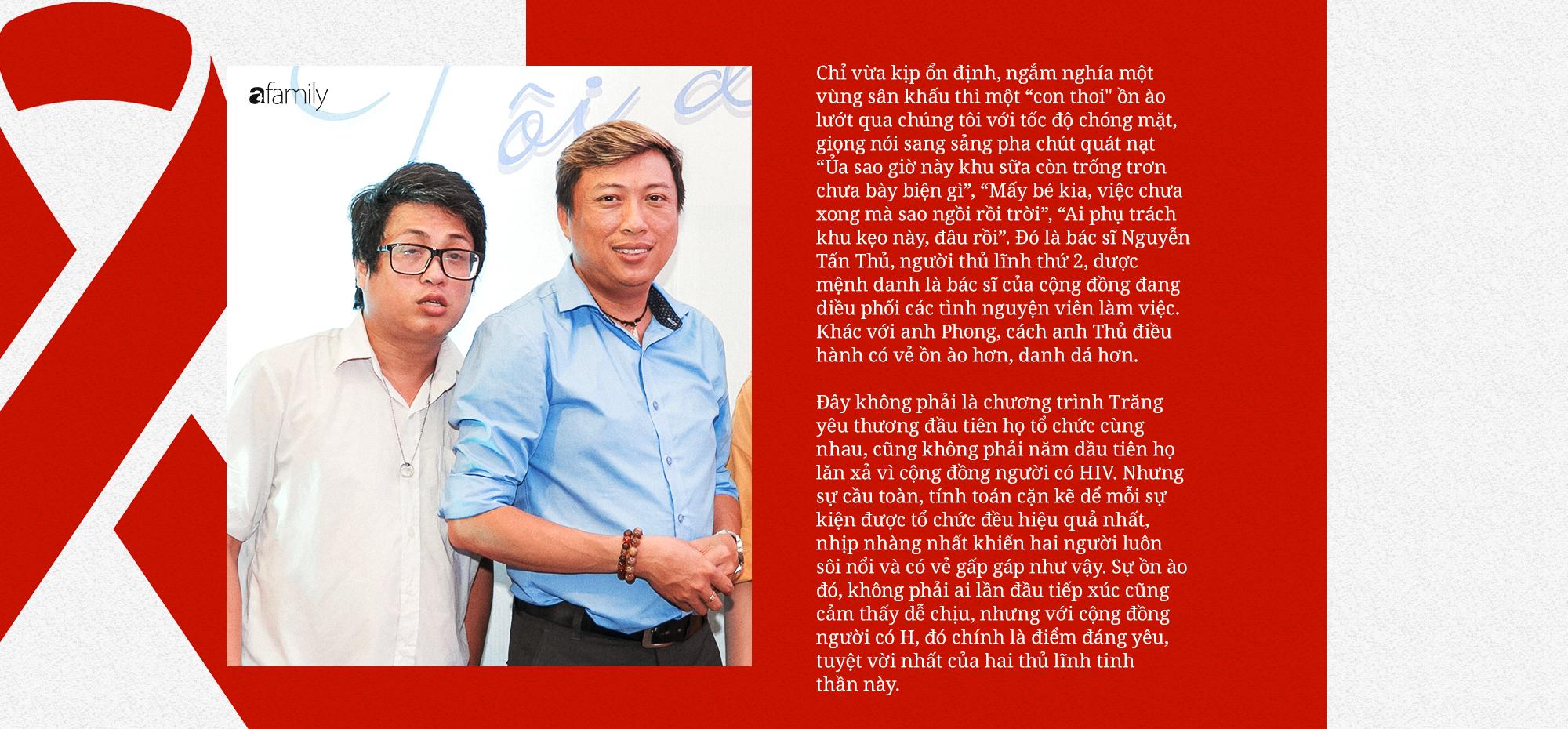 Hai thủ lĩnh tinh thần của người có HIV Việt Nam: Tại sao khi bị ung thư, người ta có thể tự tin la lên với cả thế giới và được yêu thương vô ngần, HIV thì không? - Ảnh 5.
