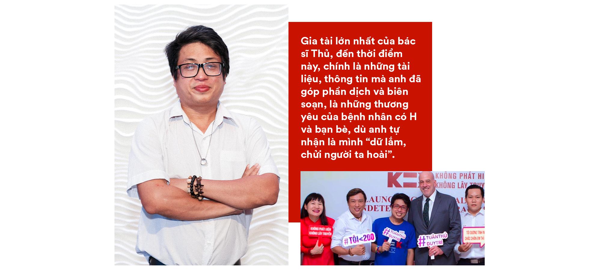 Hai thủ lĩnh tinh thần của người có HIV Việt Nam: Tại sao khi bị ung thư, người ta có thể tự tin la lên với cả thế giới và được yêu thương vô ngần, HIV thì không? - Ảnh 13.