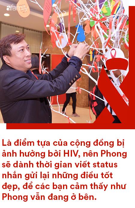 Hai thủ lĩnh tinh thần của người có HIV Việt Nam: Tại sao khi bị ung thư, người ta có thể tự tin la lên với cả thế giới và được yêu thương vô ngần, HIV thì không? - Ảnh 20.