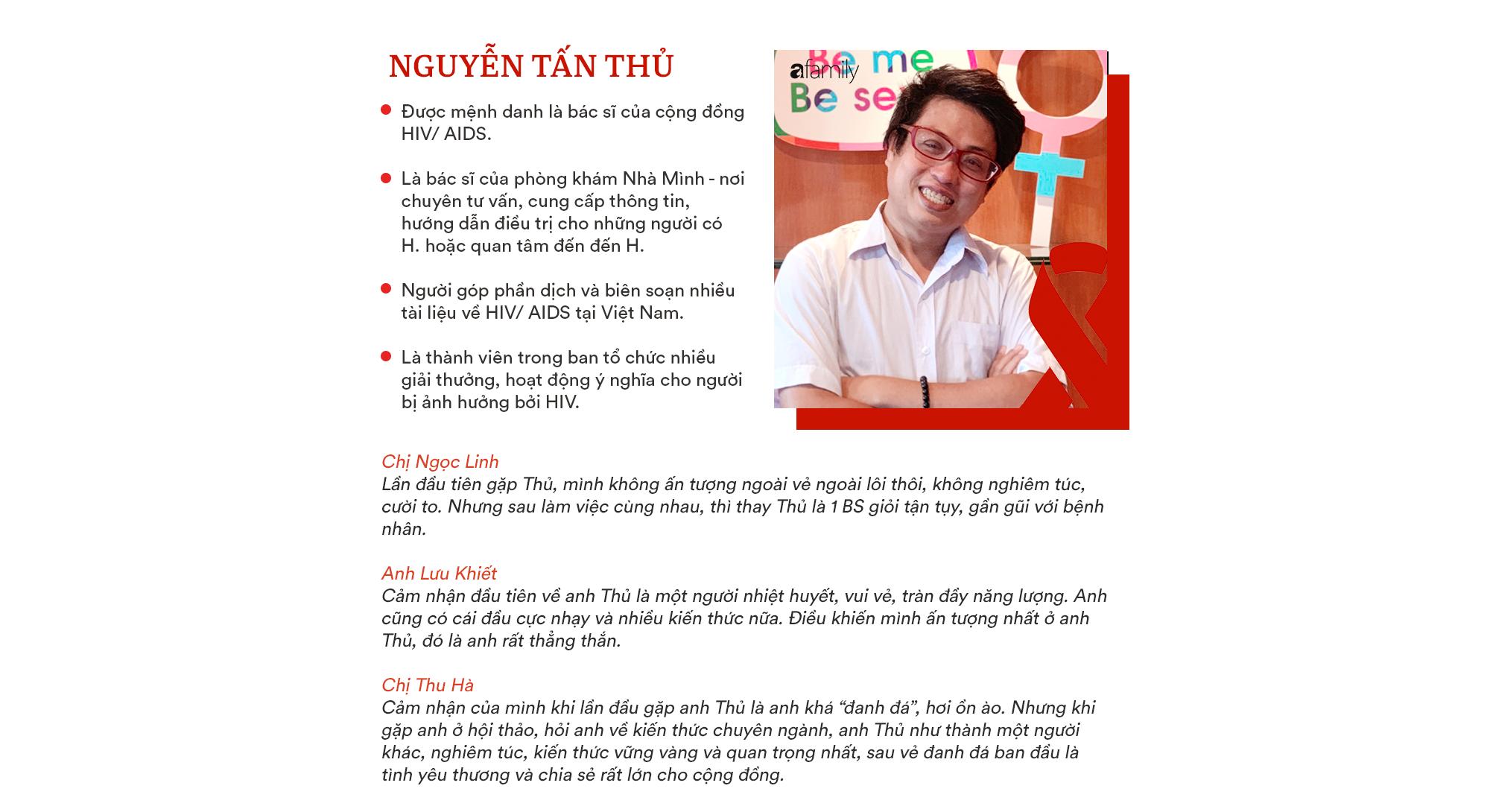 Hai thủ lĩnh tinh thần của người có HIV Việt Nam: Tại sao khi bị ung thư, người ta có thể tự tin la lên với cả thế giới và được yêu thương vô ngần, HIV thì không? - Ảnh 3.