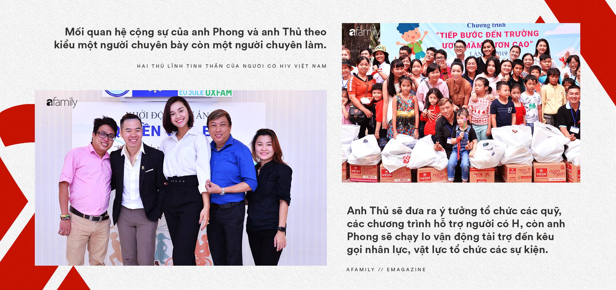 Hai thủ lĩnh tinh thần của người có HIV Việt Nam: Tại sao khi bị ung thư, người ta có thể tự tin la lên với cả thế giới và được yêu thương vô ngần, HIV thì không? - Ảnh 7.