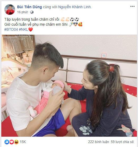Sinh xong chưa được 1 tháng, nhan sắc Khánh Linh đã trở lại, ''lợi hại hơn xưa'' - Ảnh 1.