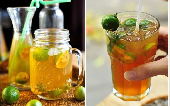 Trà chanh, trà quất 10k/cốc: Cẩn thận kẻo rước họa nhiễm độc mãn tính