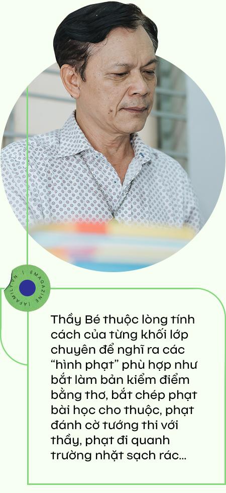 """Thầy giám thị """"độc nhất vô nhị"""" ở Sài Gòn, 21 năm được học sinh say mê, nghỉ hưu rồi học trò buồn vì mất người """"bảo vệ""""  - Ảnh 6."""