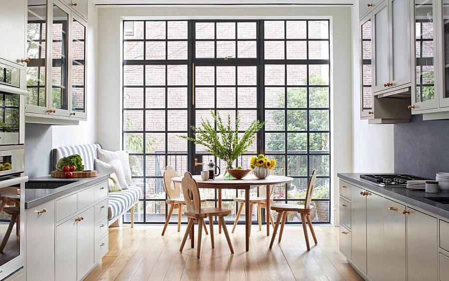 Bắt kịp xu hướng thế giới với những ý tưởng décor phòng ăn đẹp hoàn hảo, sang trọng