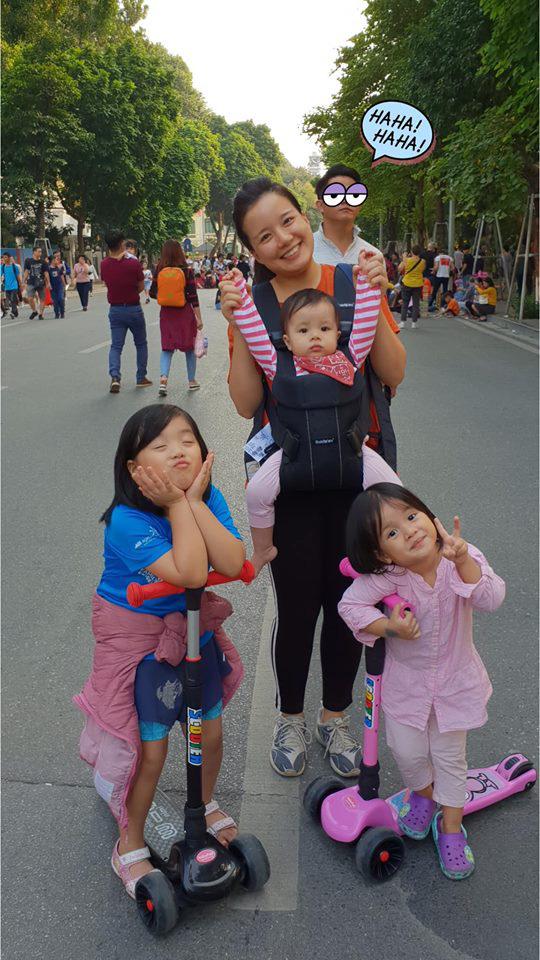 MC Minh Trang vui sướng thông báo đã hạ sinh con thứ 4, tiết lộ nhiều điều bất ngờ trong lần vượt cạn - Ảnh 3.