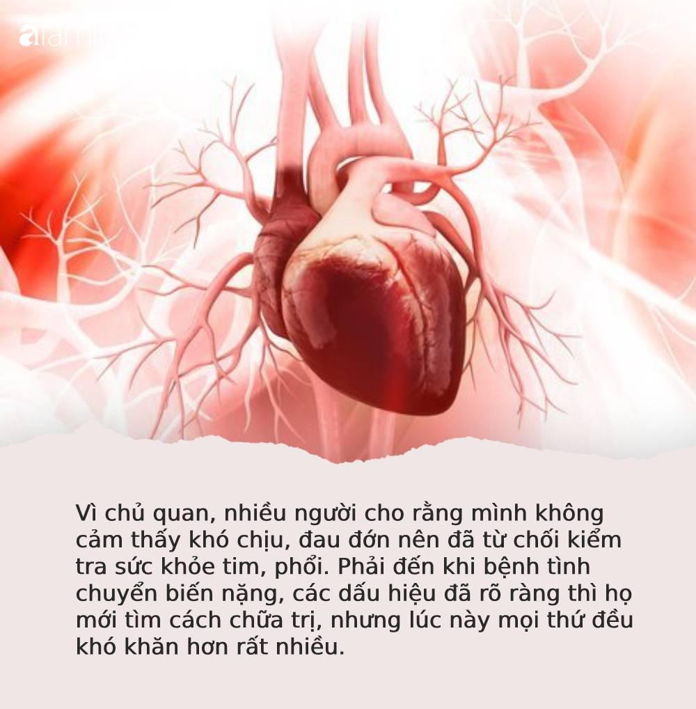 5 thao tác nhỏ giúp bạn kiểm tra chính xác tim và phổi có khỏe mạnh không, sau đó hãy làm ngay 3 việc để tự cứu mình - Ảnh 1.
