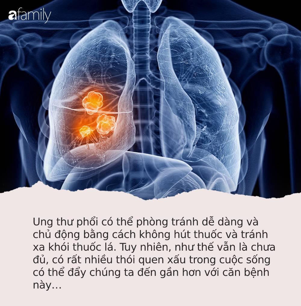 2 vợ chồng cùng mắc bệnh ung thư phổi: Lời cảnh tỉnh cho tất cả mọi người về một thứ độc hại luôn có sẵn trong bếp - Ảnh 1.