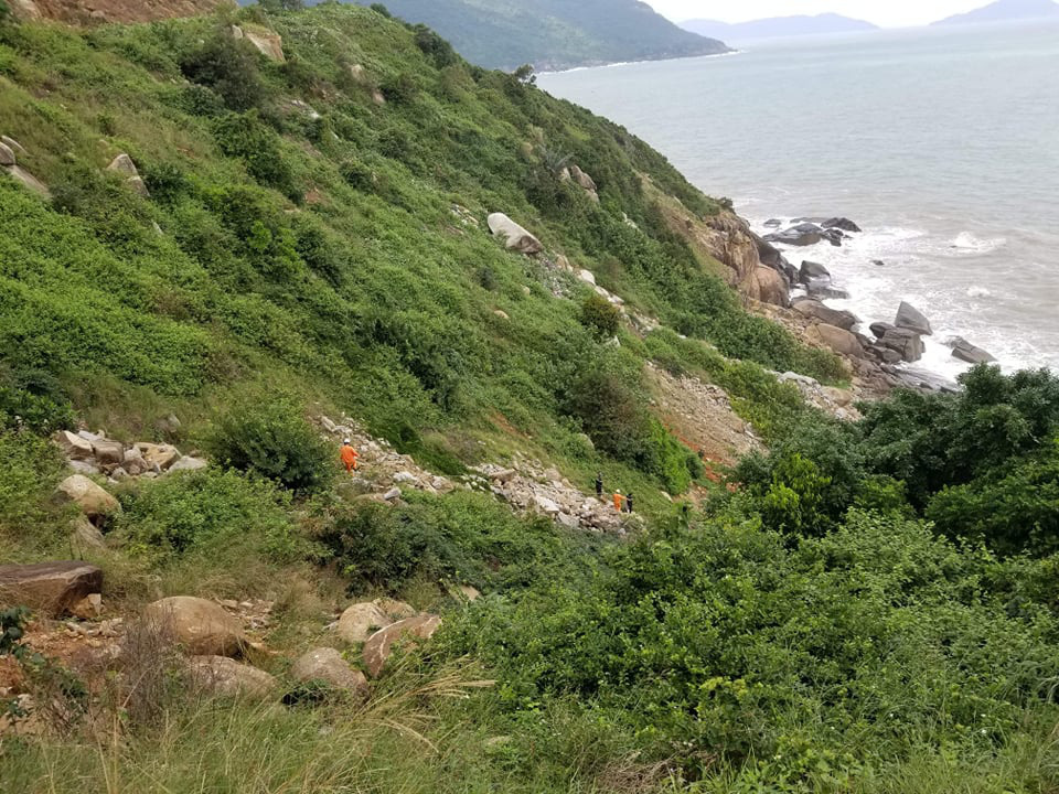 Du khách nước ngoài mất tích để lại thư tuyệt mệnh cùng đoạn clip cho biết muốn yên nghỉ ở Sơn Trà - Ảnh 4.