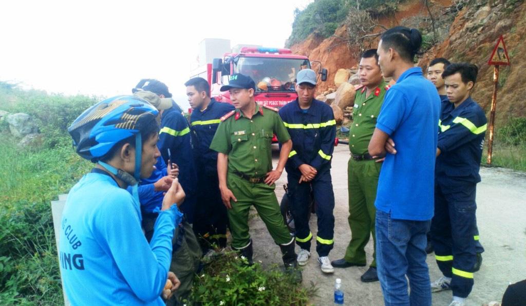 Du khách nước ngoài mất tích để lại thư tuyệt mệnh cùng đoạn clip cho biết muốn yên nghỉ ở Sơn Trà - Ảnh 1.