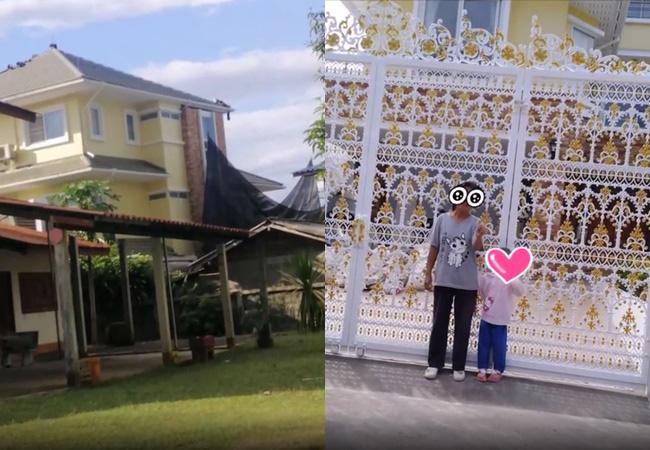 Rò rỉ một số hình ảnh về nơi ở của cựu Hoàng quý phi Thái Lan bị phế truất khiến cộng đồng mạng xôn xao. - Ảnh 2.
