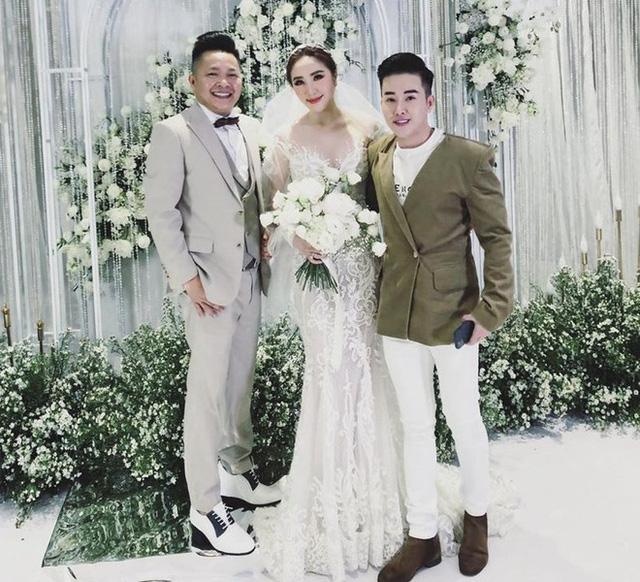 Đám cưới Đông Nhi – Bảo Thy: Ngỡ hoàn hảo mà cũng mắc 4 sự cố về trang phục, phải tinh ý lắm mới nhận ra - Ảnh 6.